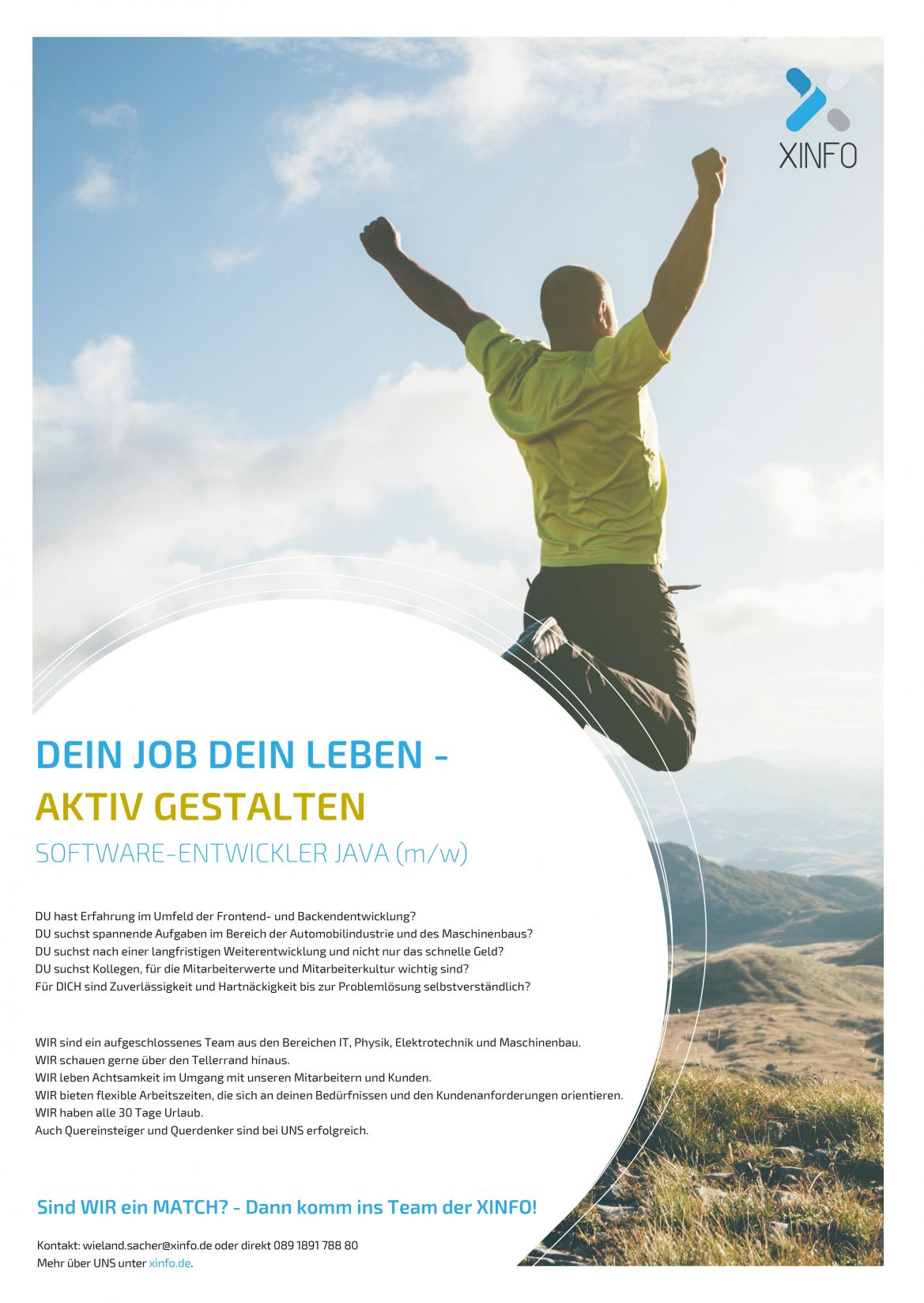 Software-Entwickler Java (m/w)