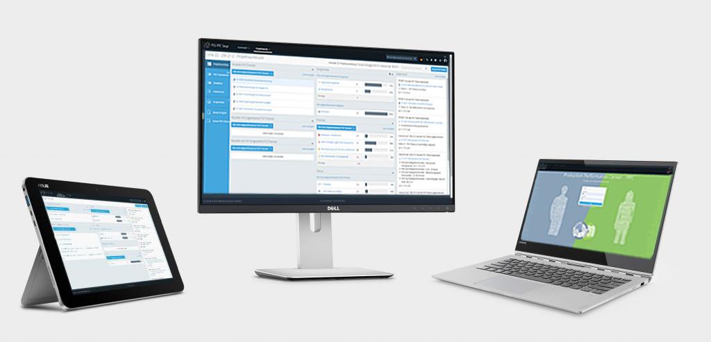 Digitales Shopfloor Management mit xPPC